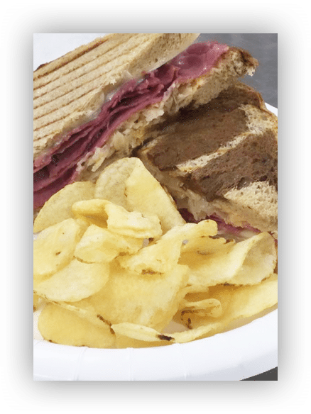 Reuben and Chips